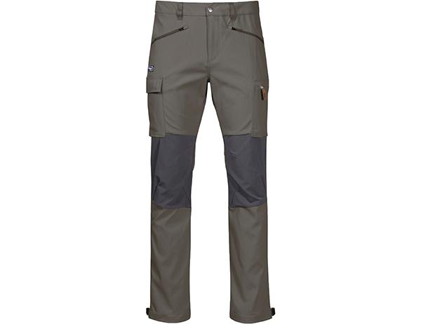 Мъжки туристически панталон Bergans Nordmarka Hybrid Green Mud 2020