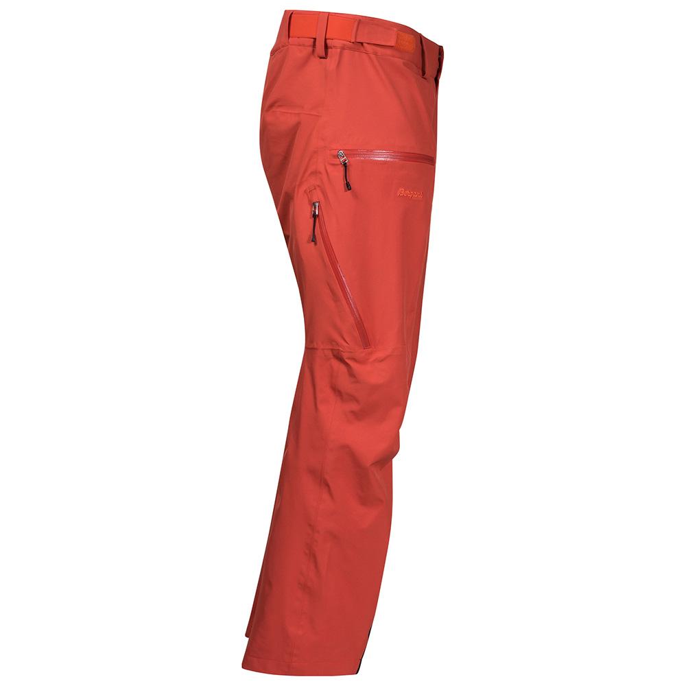 Мъжки ски панталон с изолация Bergans Stranda Insulated Lava / Bright Magma