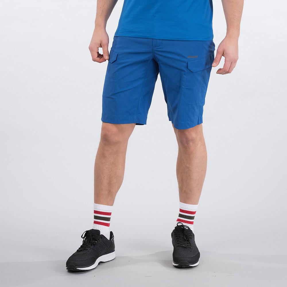 Лице на мъжки къс панталон Bergans Utne Shorts Classic Blue 2020