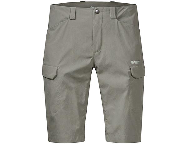 Мъжки къс панталон Bergans Utne Shorts Green Mud 2020
