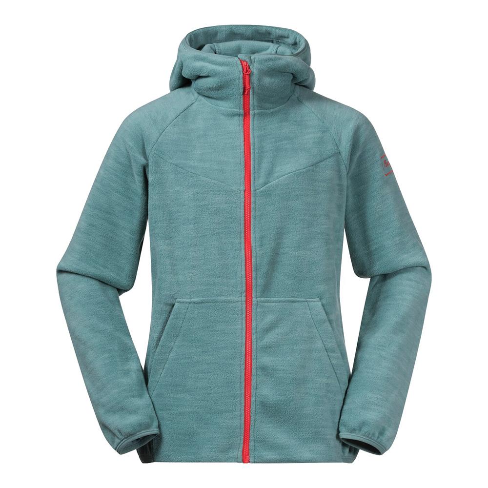 Bergans Hareid Youth Jacket Light Forest Frost 2021