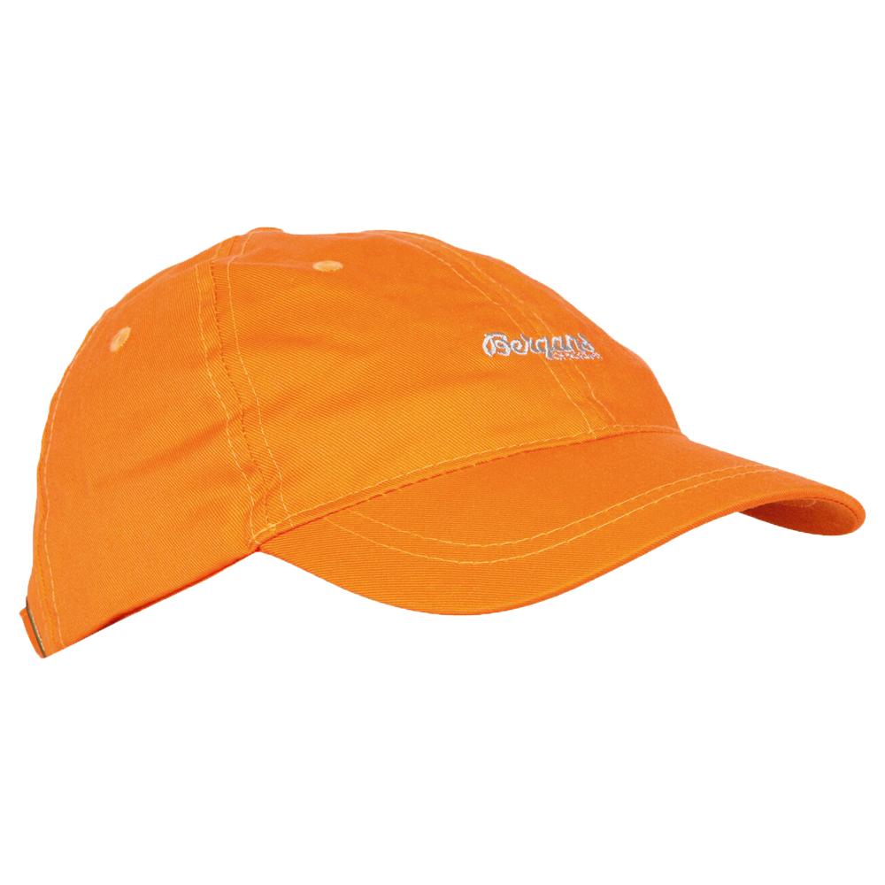 Шапка с козирка Bergans Cap Hunting Orange 2021