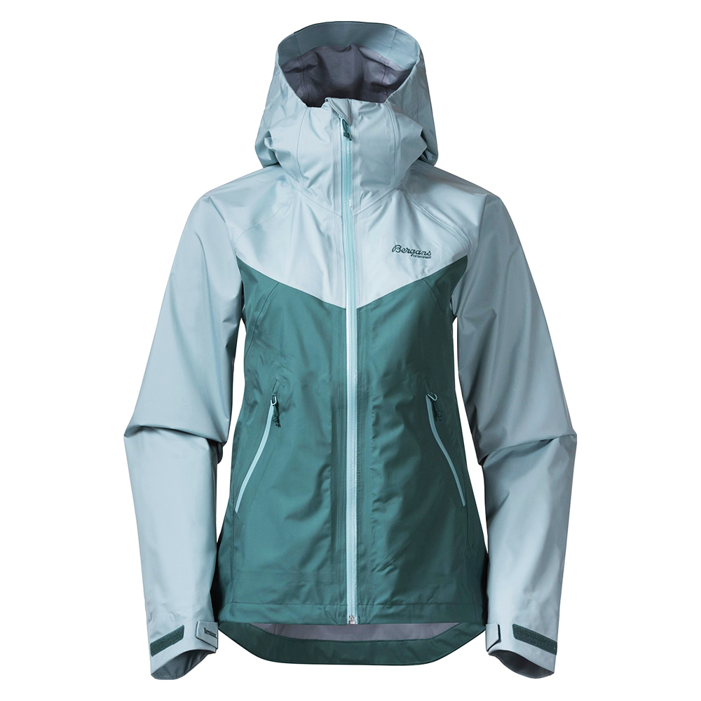 Bergans Letto V2 3L W Jacket Forest Frost 2021
