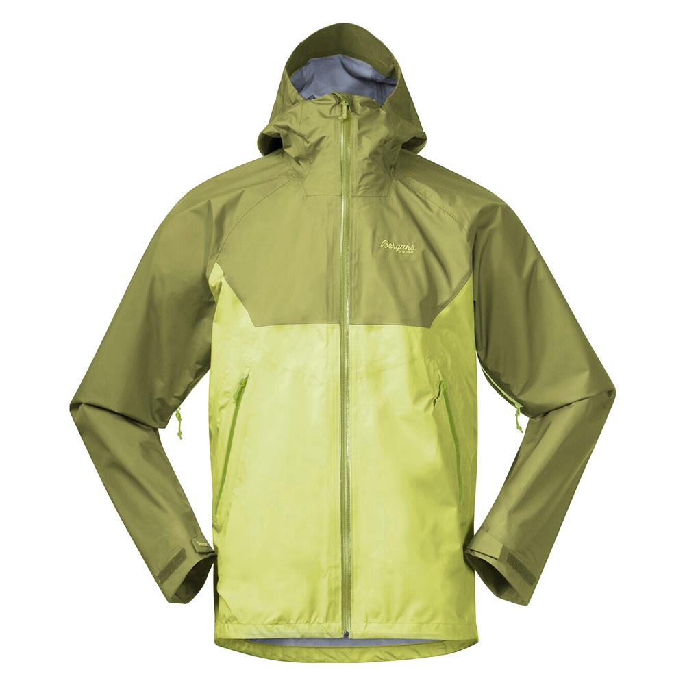 Bergans Letto V2 3L Jacket Green Oasis 2021