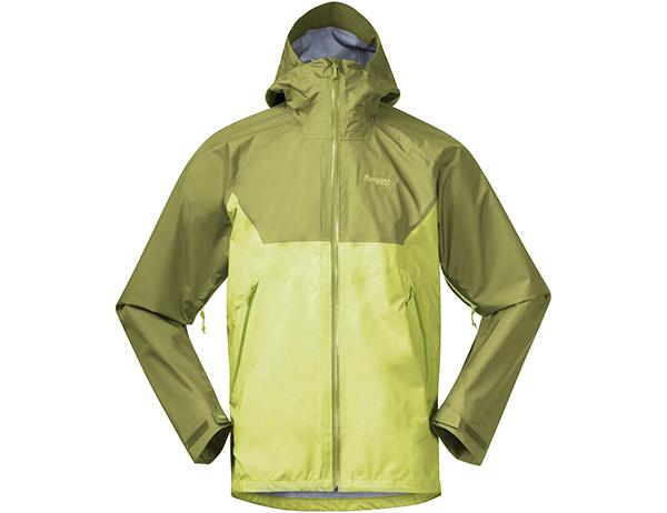Мъжко хардшел яке Bergans Letto V2 3L Jacket Green Oasis 2022