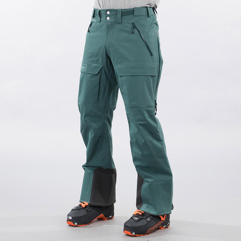 Мъжки ски панталон Bergans Myrkdalen V2 3L Pants Forest Frost 2021