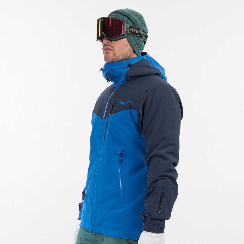 Мъжко хардшел ски яке Bergans Oppdal Insulated Jacket пола за сняг