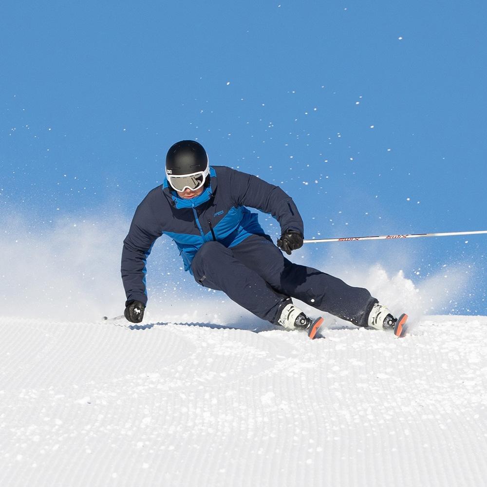 Мъжко хардшел ски яке Bergans Oppdal Insulated Jacket велкро лепенки при ръкавите