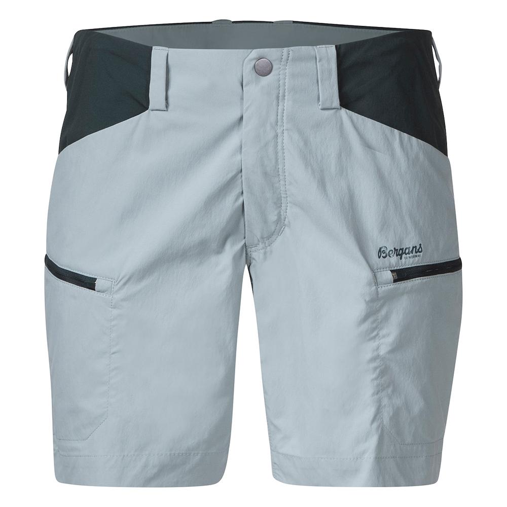 Дамски къс панталон Bergans Utne W Shorts Misty Forest