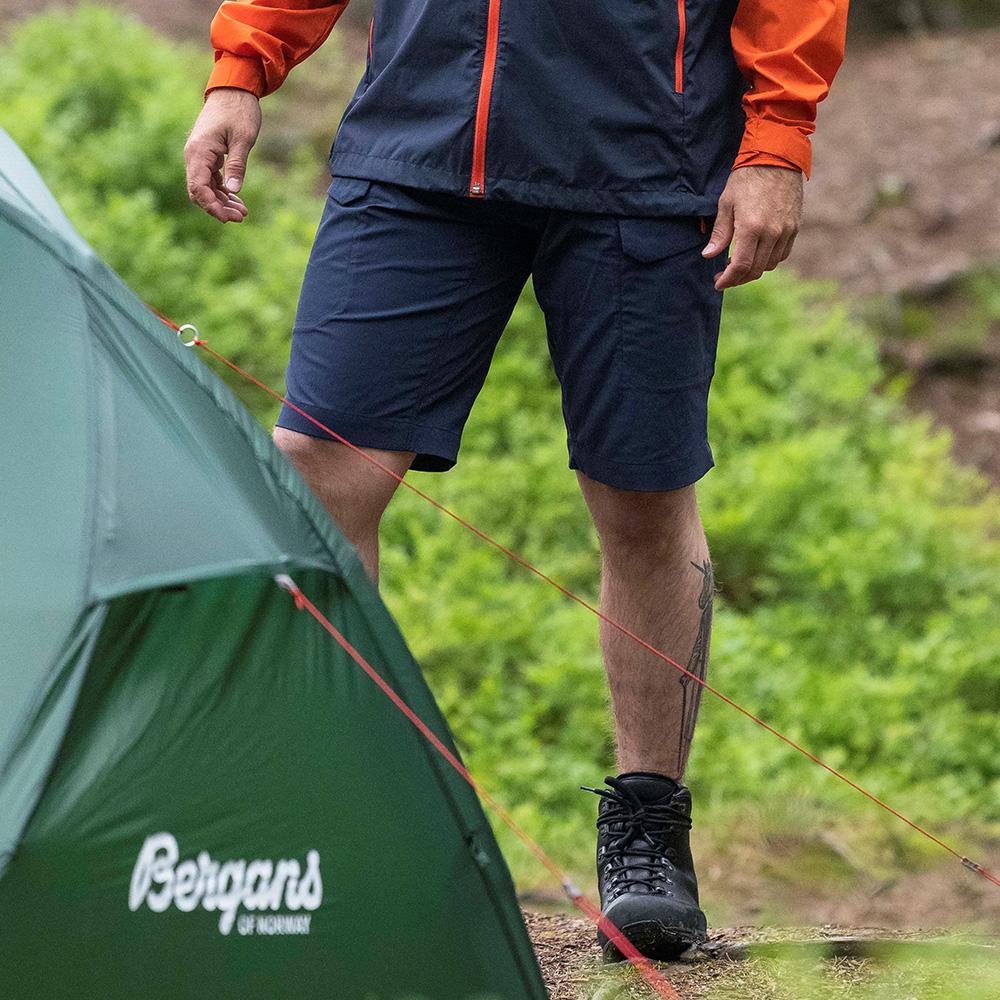 Мъжки къс панталон Bergans Utne Shorts Navy 2021
