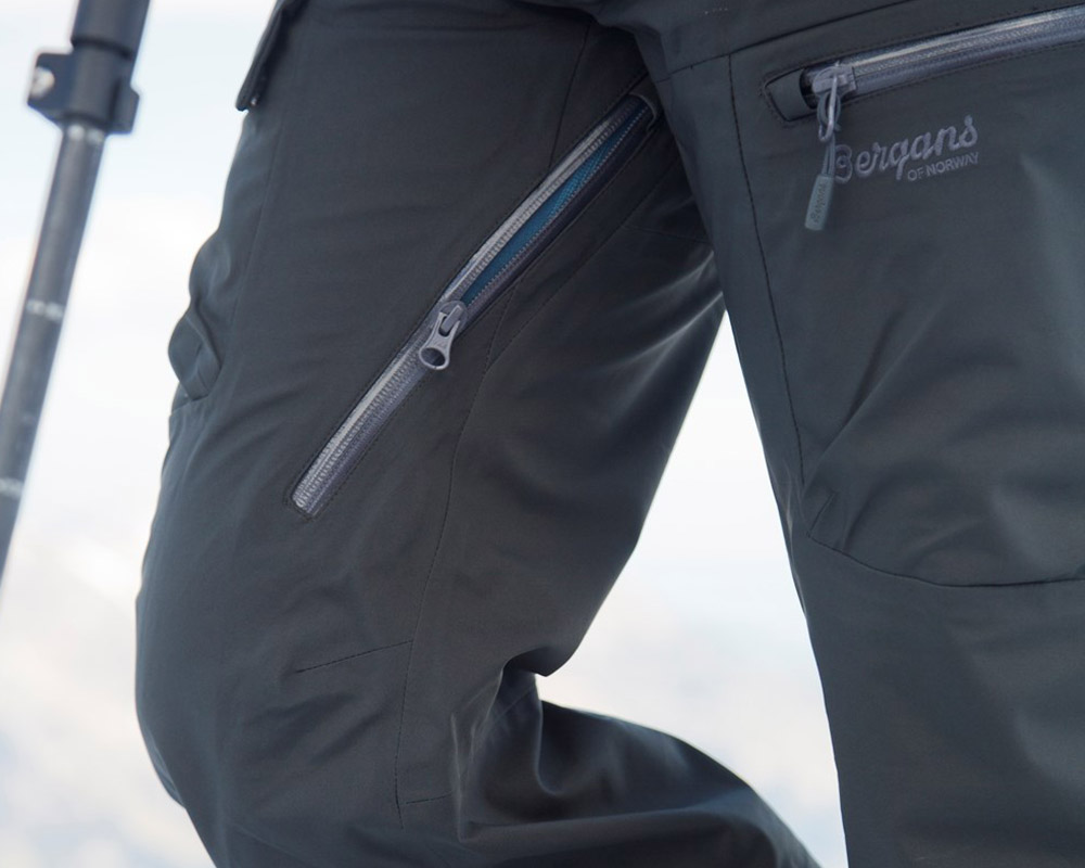 Дамски ски панталон с изолация Bergans Hafslo Lady Ins