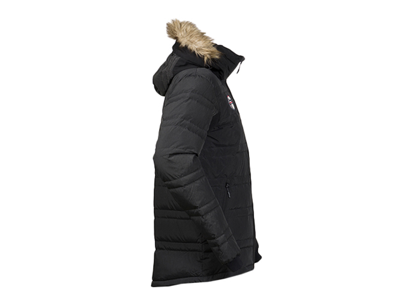 Мъжко пухено яке Bergans Bodø Down Jacket голяма снимка профил