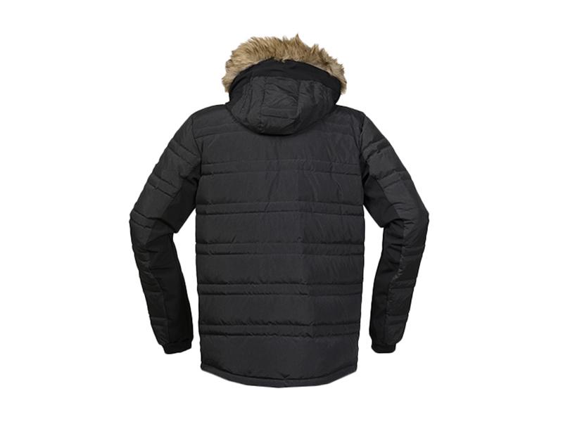 Мъжко пухено яке Bergans Bodø Down Jacket гръб