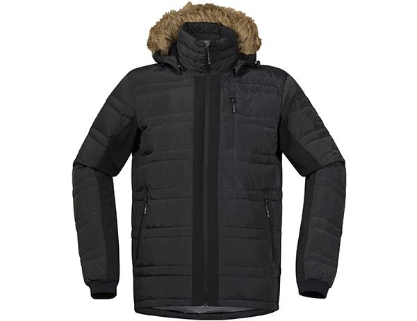 Мъжко пухено яке Bergans Bodø Down Jacket Black