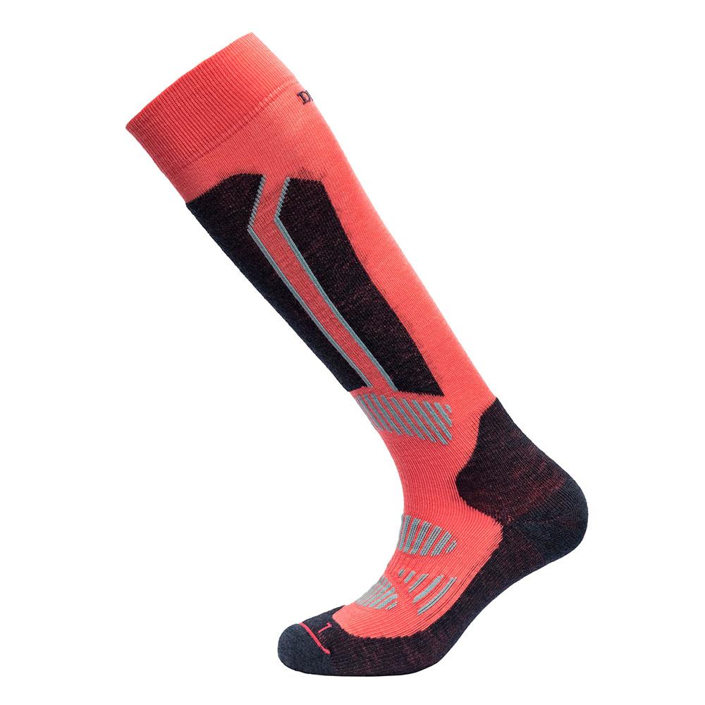 Дамски ски чорапи Devold Alpine Woman Socks Poppy 2021