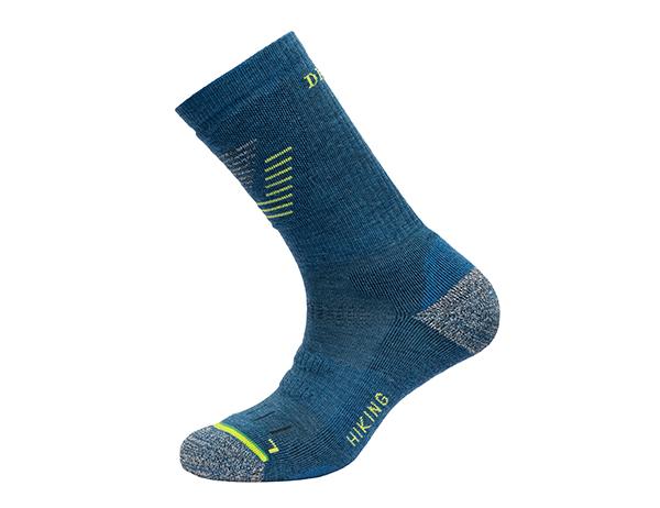 Мъжки туристически чорапи Devold Hiking Medium Man Socks Skydiver 2021
