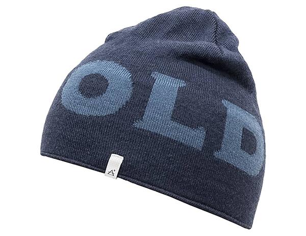 Вълнена шапка Devold Logo Beanie Night 2022