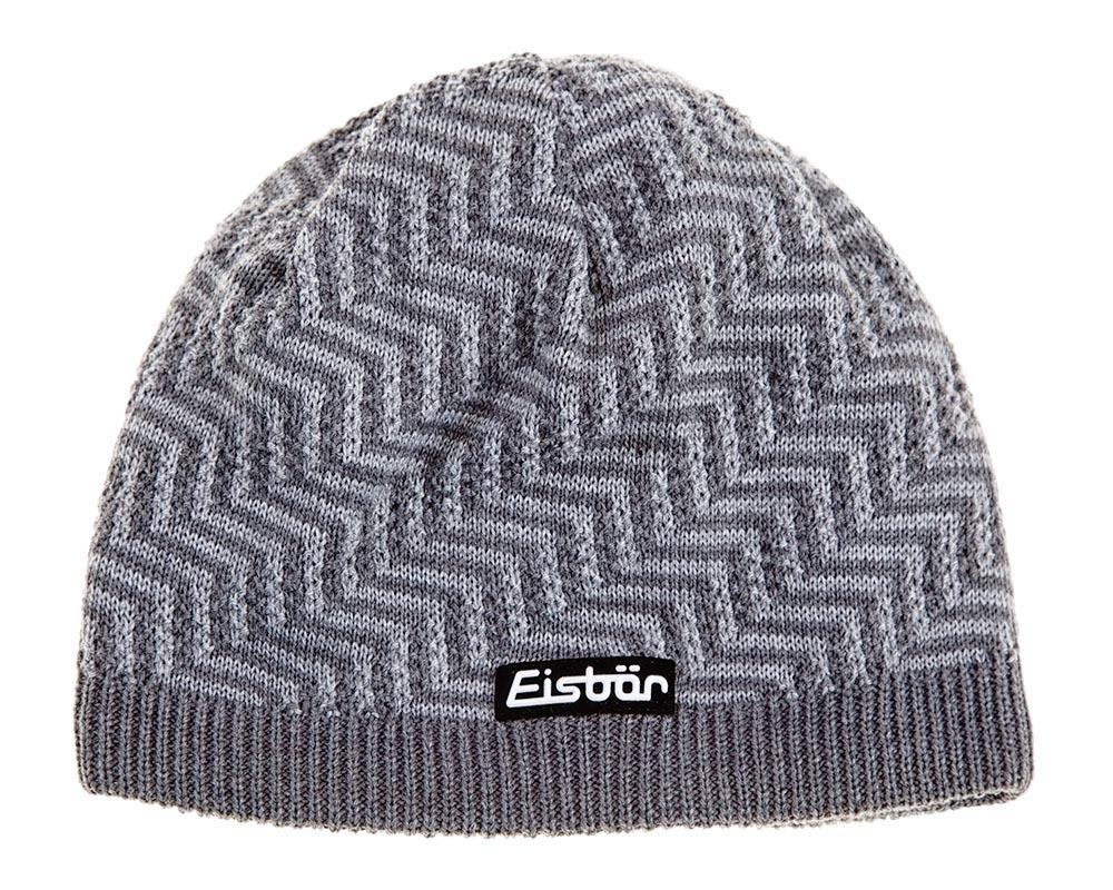 Зимна ежедневна шапка от мерино вълна Eisbär Duns MÜ