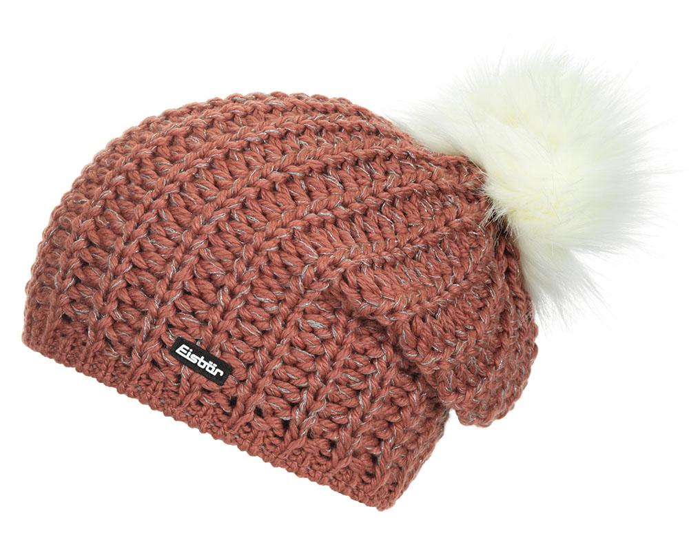 Дамска зимна шапка Eisbär Enisa Lux MÜ 558