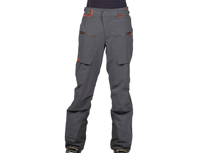 Дамски хардшел панталон за ски Bergans Gautefall Lady на манекен