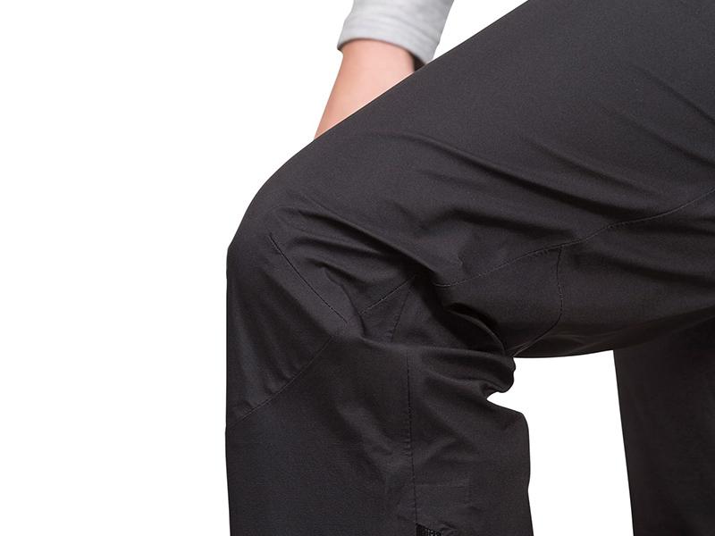 Дамски хардшел панталон за ски Bergans Gautefall Lady подсилени зони в областта на коленете