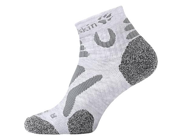 Jack Wolfskin Hiking Socks Pro Low Cut Light Grey