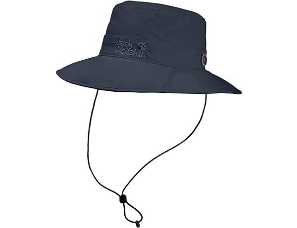 Jack Wolfskin Supplex Mesh Sun Hat Night Blue