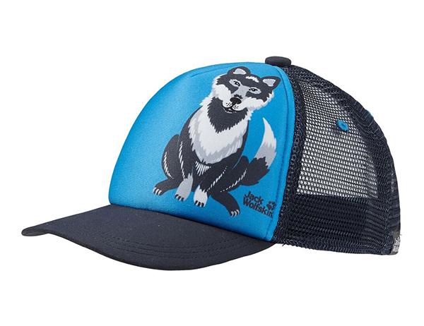 Jack Wolfskin Animal Mesh Cap Kids Sky Blue 2021