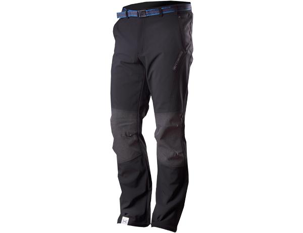 Мъжки софтшел панталон Trimm Jurry Black 2019