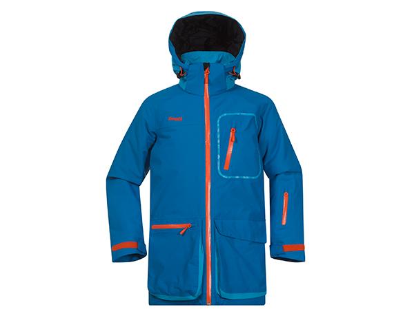Bergans Knyken Insulated Youth Jacket Lt SeaBlue