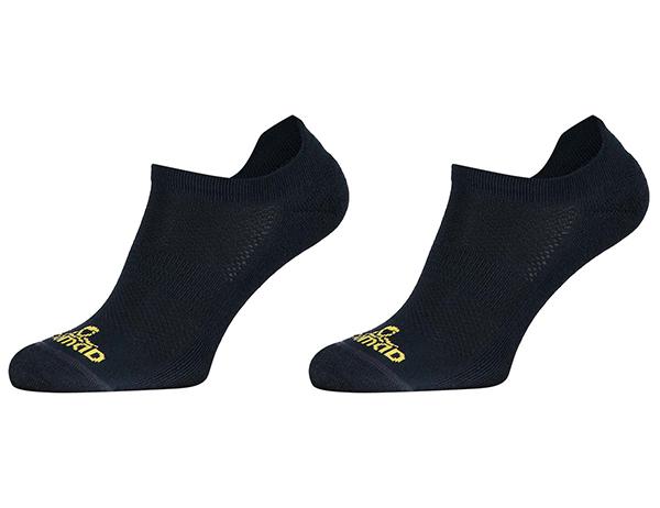 Nomad 2-Pack Coolmax Footie Walking Sock Dark Navy