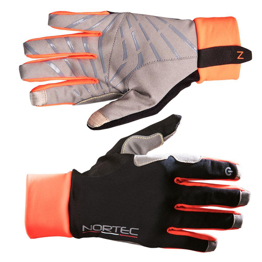 Ръкавици за бягане Nortec Running Light Orange