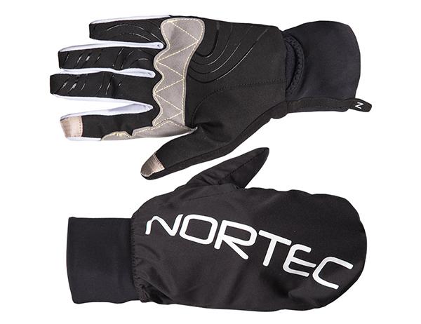 Nortec Running Tech Gloves Black