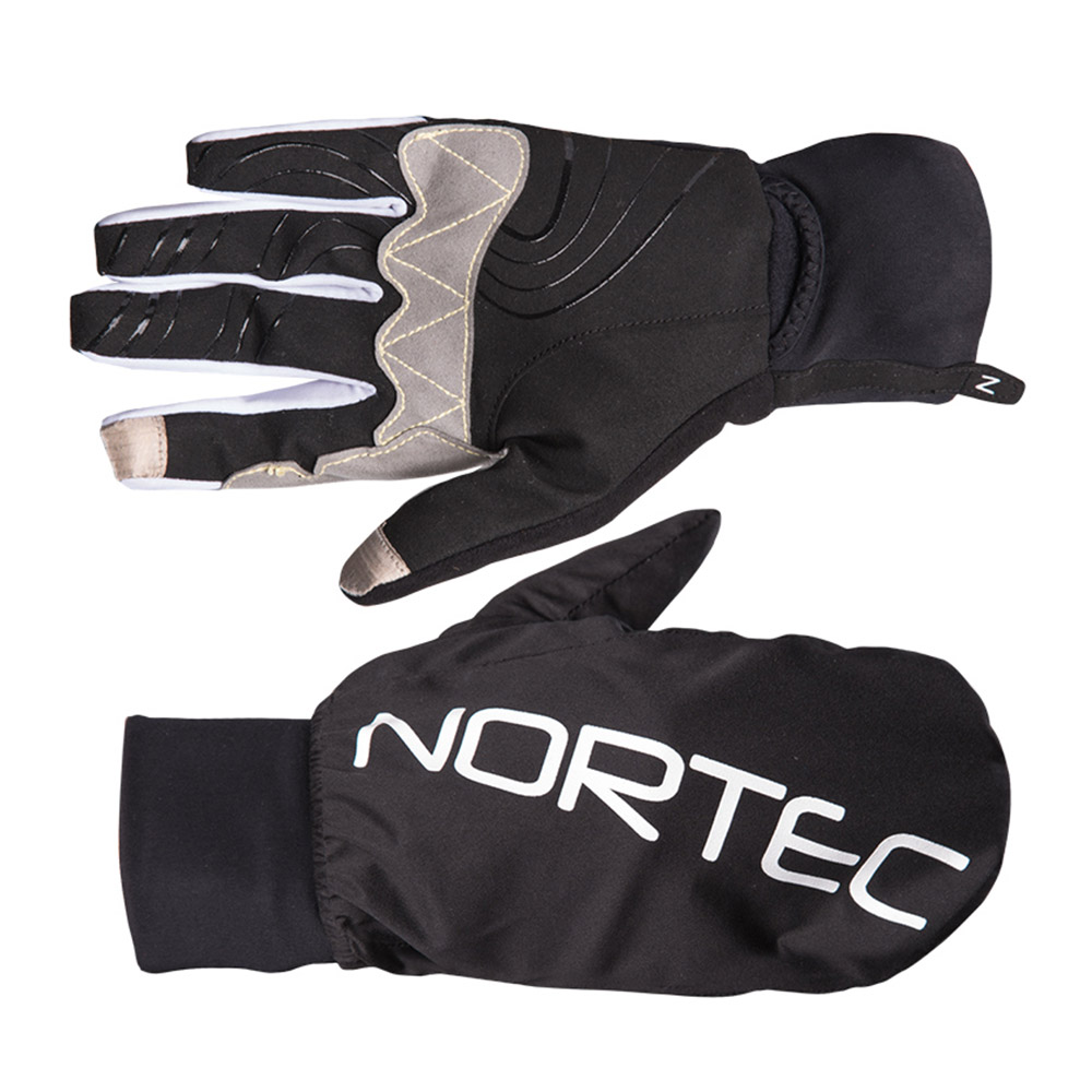 Ръкавици за бягане Nortec Running Tech Black
