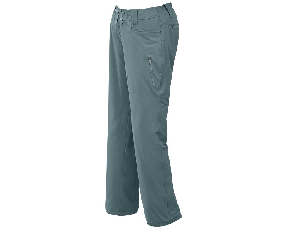 Страничен изглед на дамски софтшел панталон Outdoor Research Women's Ferrosi Pants