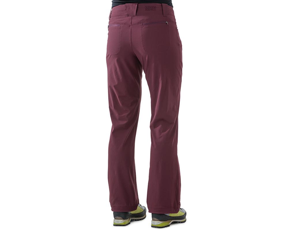 Гръб на дамски софтшел панталон Outdoor Research Women's Ferrosi Pants