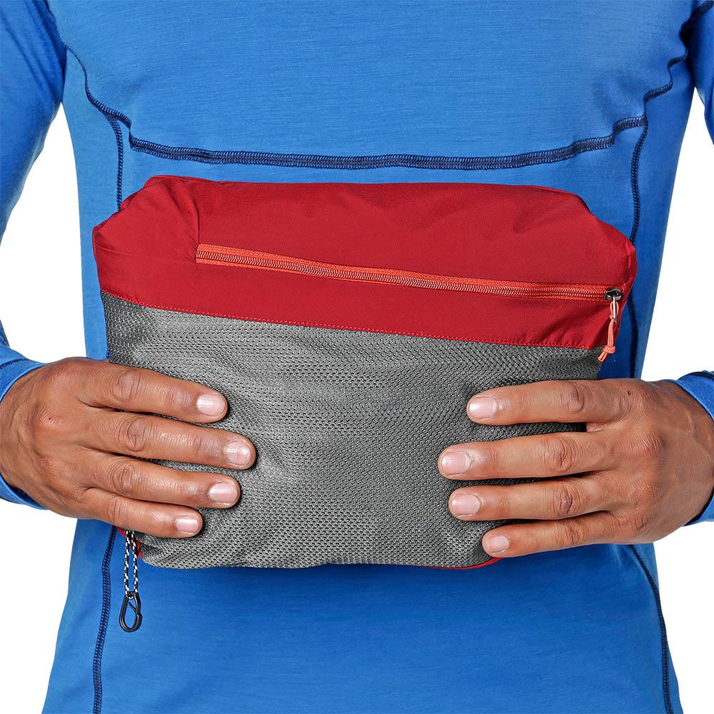 Компресиране на хардшел яке Outdoor Research Foray Jacket Firebrick