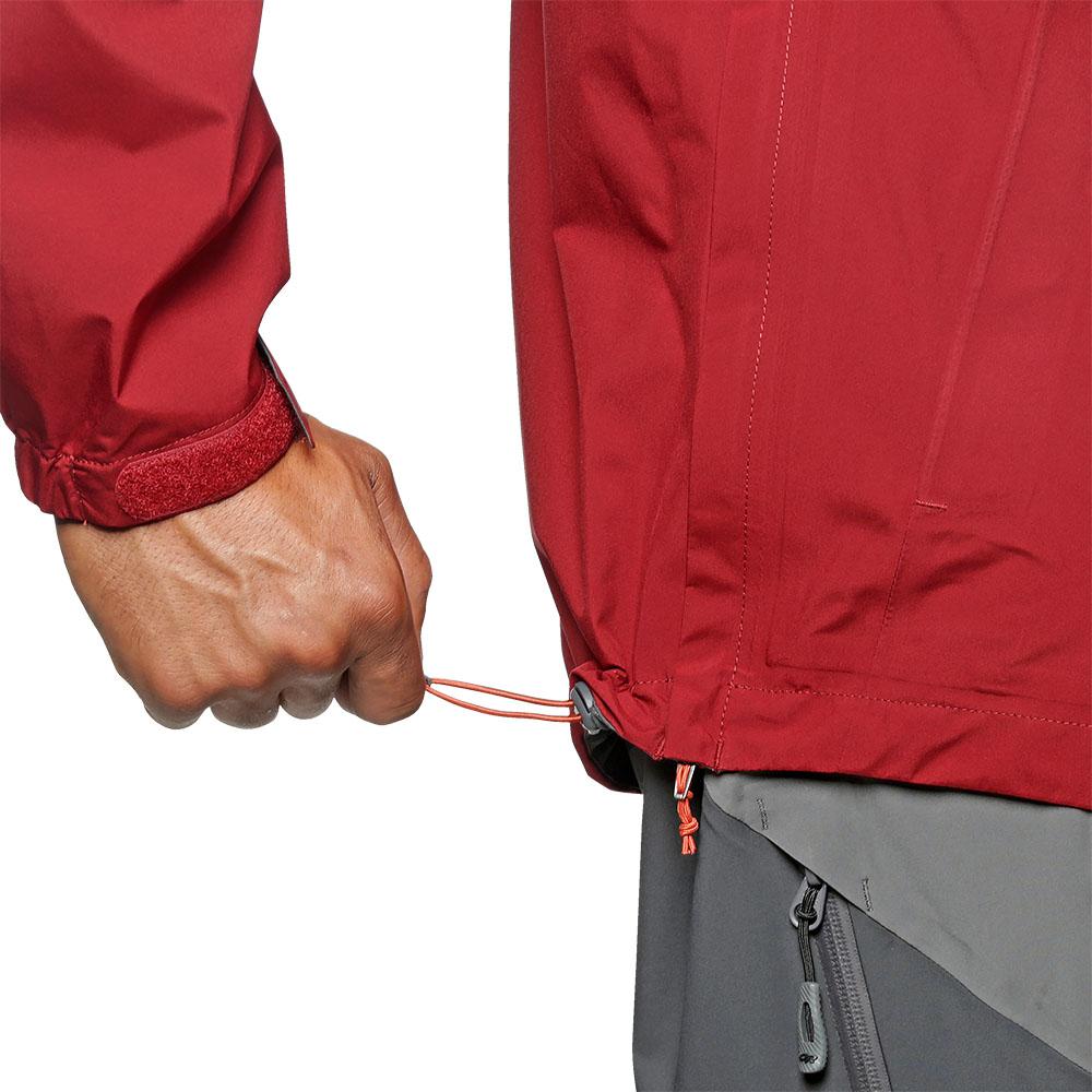 Еластични шнурове за пристягане хардшел яке Outdoor Research Foray Jacket Firebrick