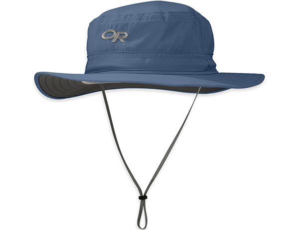 Туристическа шапка с периферия Outdoor Research Helios Sun Hat Dusk