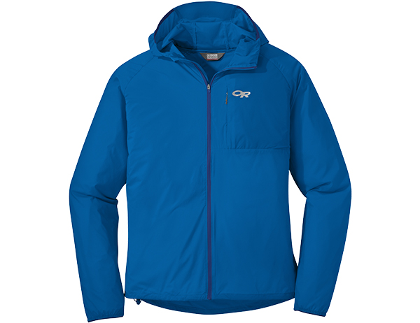 Мъжко софтшел яке Outdoor Research Tantrum II Hooded Glacier Baltic