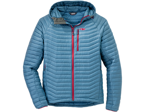 Мъжко пухено яке Outdoor Research Verismo Hooded Down Jacket