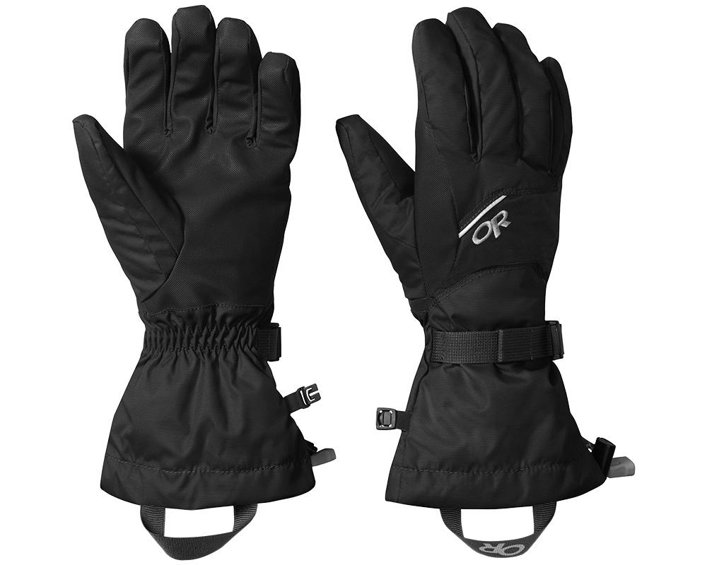 Мъжки ръкавици с мембрана и изолация за ски Outdoor Research Adrenaline Gloves