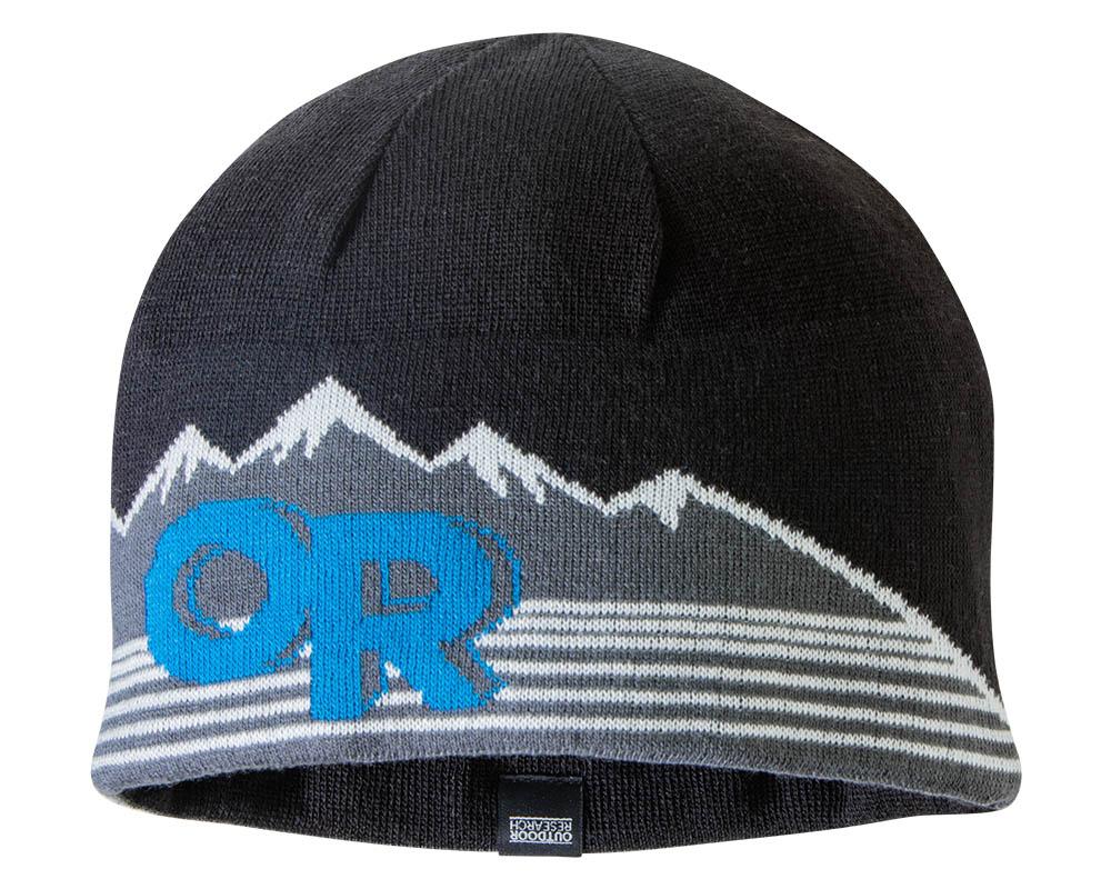 Зимна шапка Outdoor Research Advocate PrimaLoft Beanie Black Tahoe