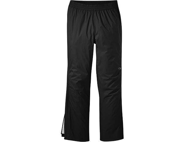 Мъжки хардшел панталон Outdoor Research Apollo Rain Pants Black 2021