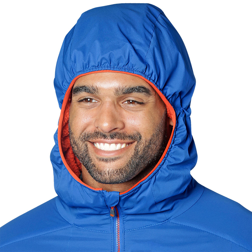 Качулка на софтшел яке Outdoor Research Ascendant Hoody Cobalt