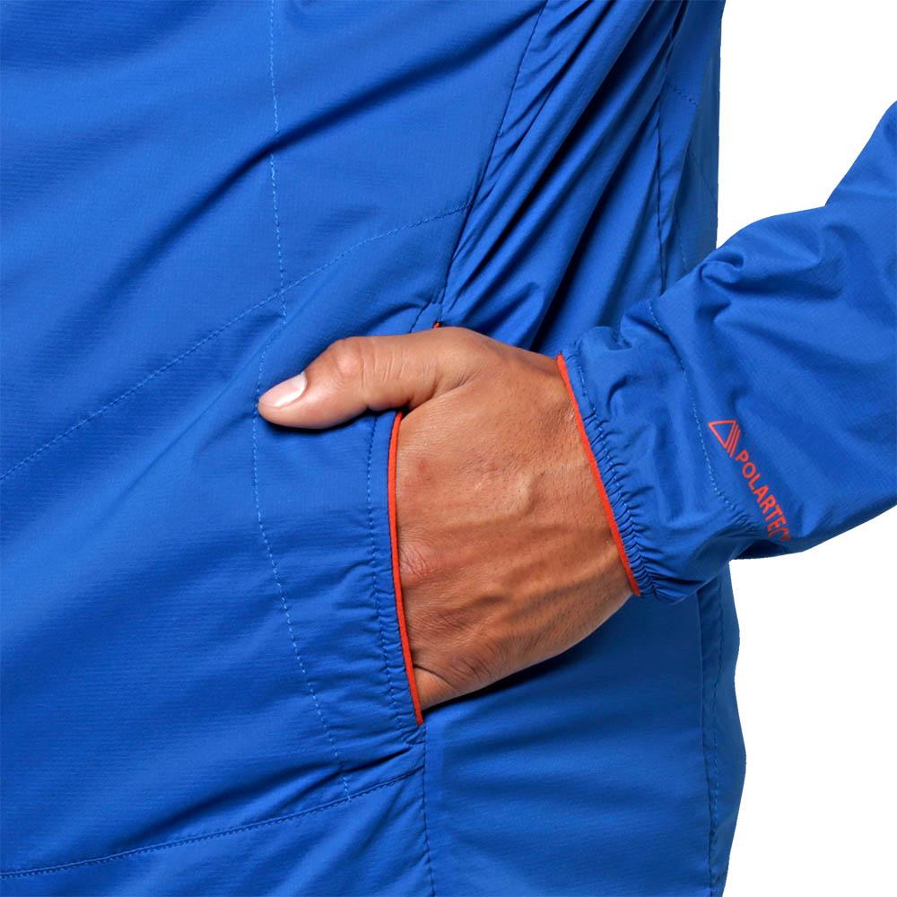Странични джобове софтшел яке Outdoor Research Ascendant Hoody Cobalt