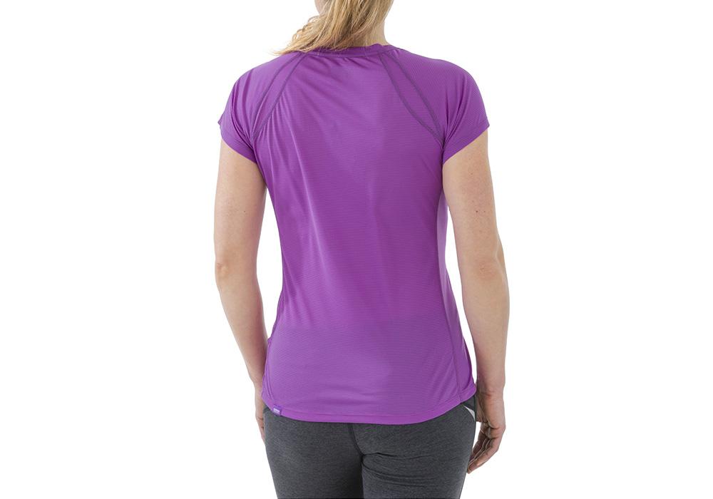 Дамска спортно-туристическа тениска Outdoor Research Echo Tee Ultraviolet