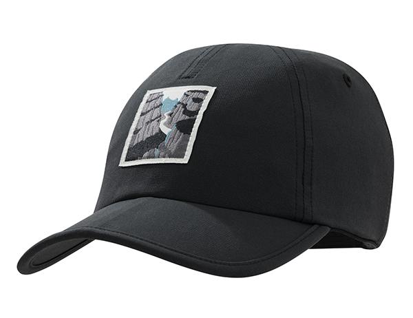 Туристическа шапка с козирка Outdoor Research Ferrosi Cap Black