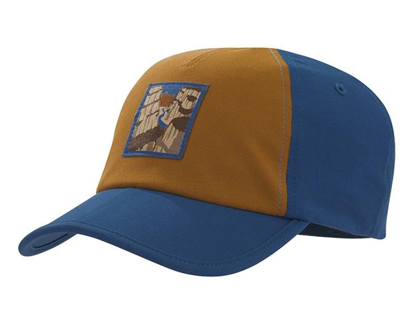 Туристическа шапка с козирка Outdoor Research Ferrosi Cap Peacock