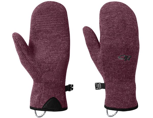 Топли вълнени ръкавици тип лапа Outdoor Research Flurry Mitts